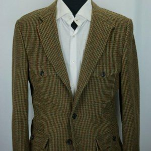 Brooks Brothers Outerwear John Hanly Co Tweed coat